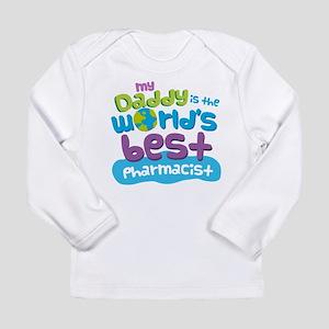 Pharmacist Gifts for Ki Long Sleeve Infant T-Shirt