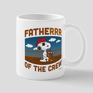 Peanuts: Fatherrr Mug