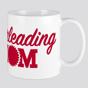 Cheerleading Mom Mug