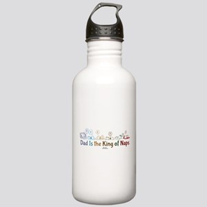 Peanuts: King of Naps Stainless Water Bottle 1.0L