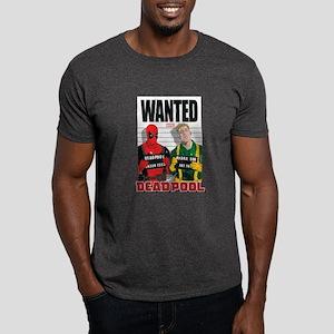 Deadpool Wanted Dark T-Shirt