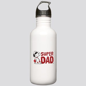 Peanuts: Super Dad Stainless Water Bottle 1.0L