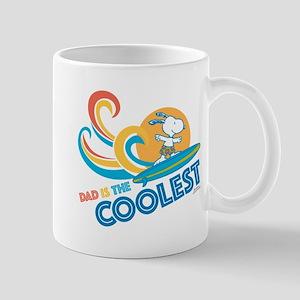 Peanuts: Coolest Dad Mug