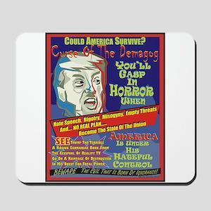 Trump Terror Mousepad
