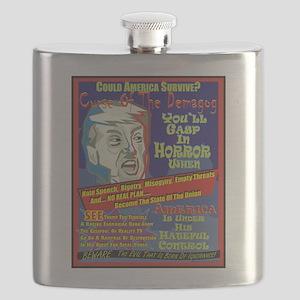 Trump Terror Flask