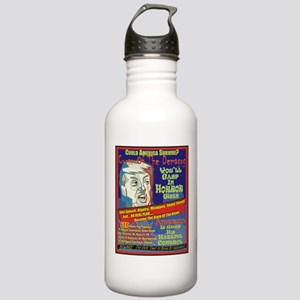 Trump Terror Water Bottle