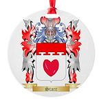 Starr Round Ornament