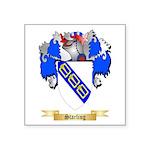 Starling Square Sticker 3