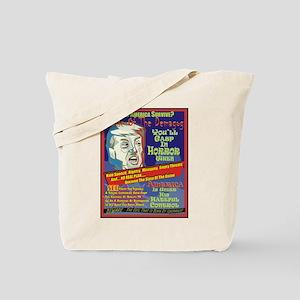 Trump Terror Tote Bag
