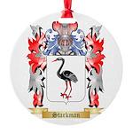Starkman Round Ornament