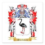 Starkman Square Car Magnet 3