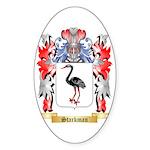 Starkman Sticker (Oval)