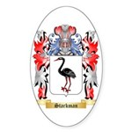 Starkman Sticker (Oval 50 pk)