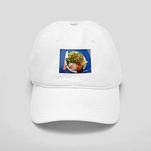 Hawaiian poki bowl salad Cap