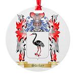 Starkey Round Ornament