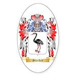 Starkey Sticker (Oval 50 pk)