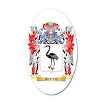 Starkey 35x21 Oval Wall Decal