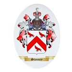 Stanney Oval Ornament