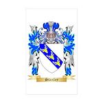 Stanley Sticker (Rectangle 50 pk)