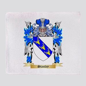 Stanley Throw Blanket