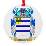 Staniford Round Ornament