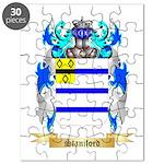 Staniford Puzzle