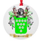 Stanier Round Ornament