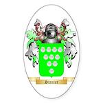 Stanier Sticker (Oval 50 pk)