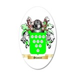 Stanier 20x12 Oval Wall Decal