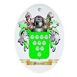 Stanier Oval Ornament