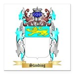 Standing Square Car Magnet 3