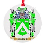 Standfield Round Ornament
