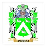 Standfield Square Car Magnet 3