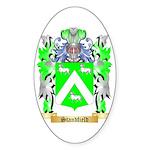 Standfield Sticker (Oval)
