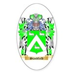Standfield Sticker (Oval 50 pk)