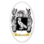 Stallin Sticker (Oval)