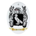 Stallin Oval Ornament