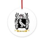 Stallin Round Ornament