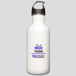 It's MOO thing, you wo Stainless Water Bottle 1.0L