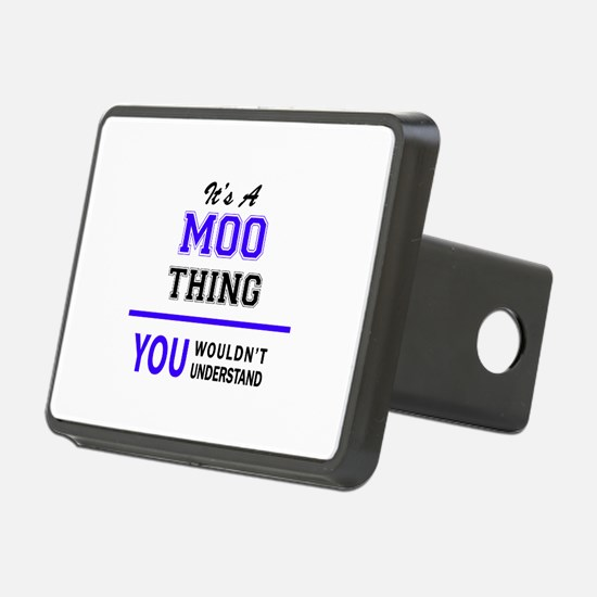 It's MOO thing, you wouldn Hitch Cover