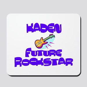 Kaden - Future Rock Star Mousepad