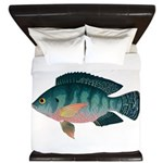 Nile Tilapia King Duvet