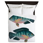 Nile Tilapia Queen Duvet