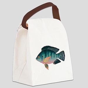 Nile Tilapia Canvas Lunch Bag