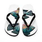 Nile Tilapia Flip Flops