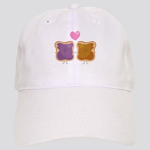 Peanut Butter Loves Jelly Cap