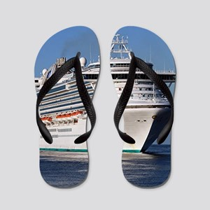 Golden Princess cruise ship Flip Flops