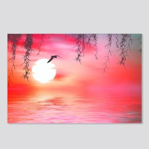 Beautiful Sunset Postcards (Package of 8)