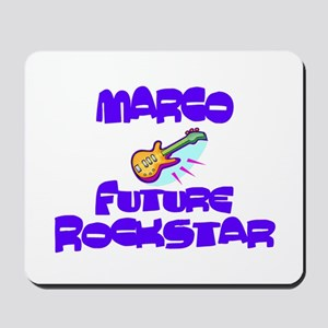 Marco - Future Rock Star Mousepad