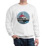Watching Tall Ships In Duluth Sweatshirt